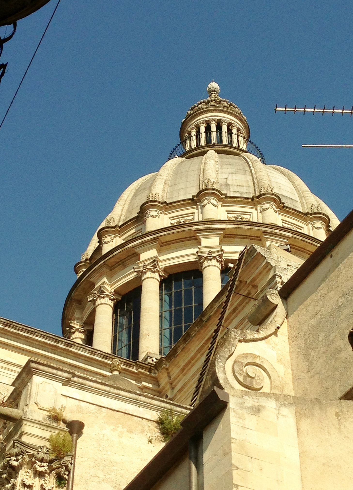Ragusa (and a room with a view)