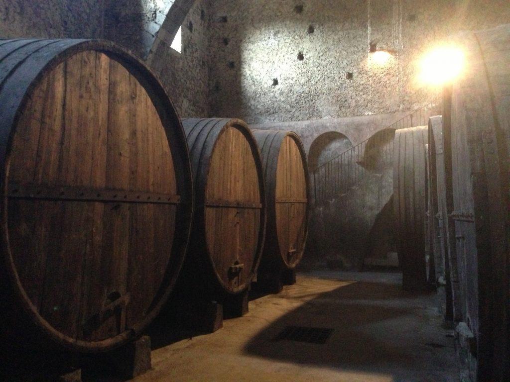Cellar, Feudo Vagliasindi, Randazzo