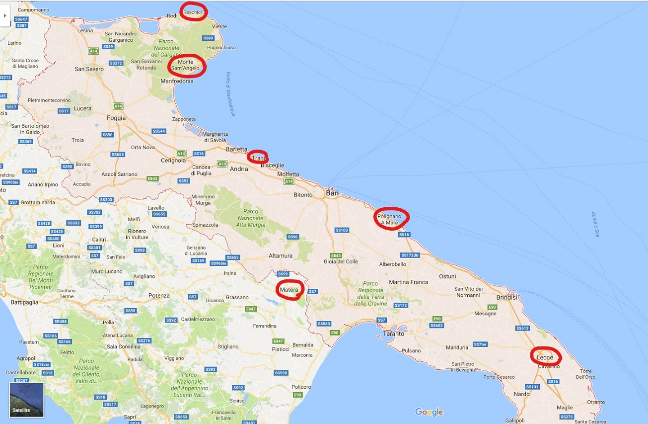 Puglia Where should you stay Travellingpantaloni
