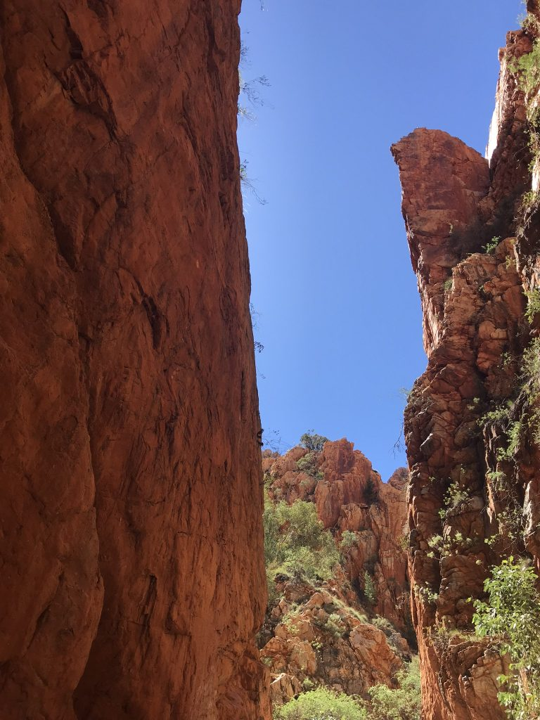 Standley Chasm Alice Springs