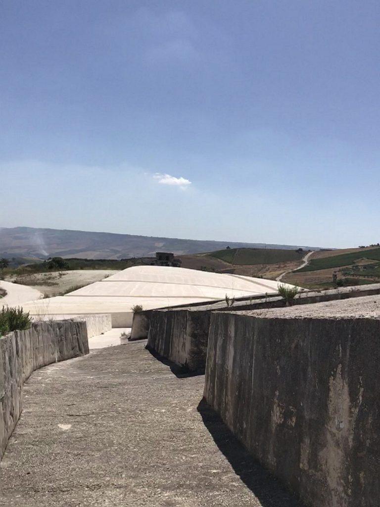 Cretto di Burri, Gibellina, Sicily