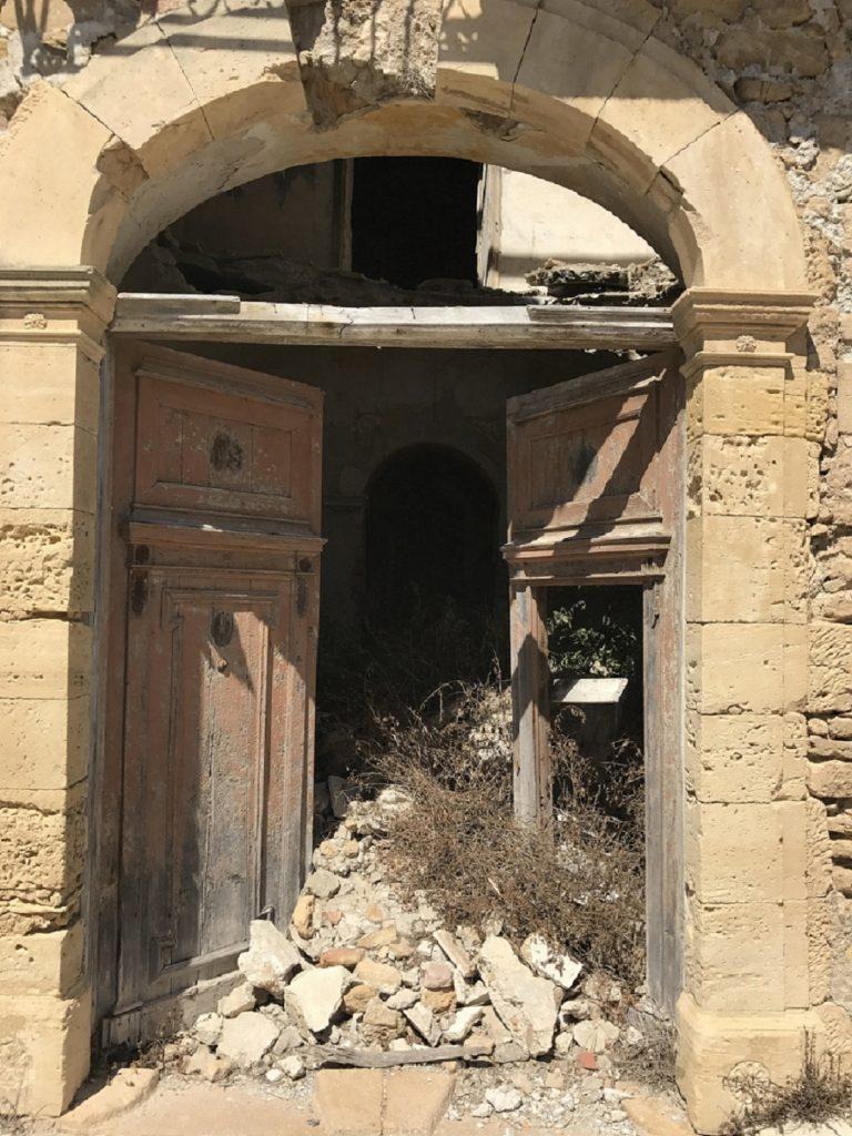 Poggioreale vecchia, Sicily